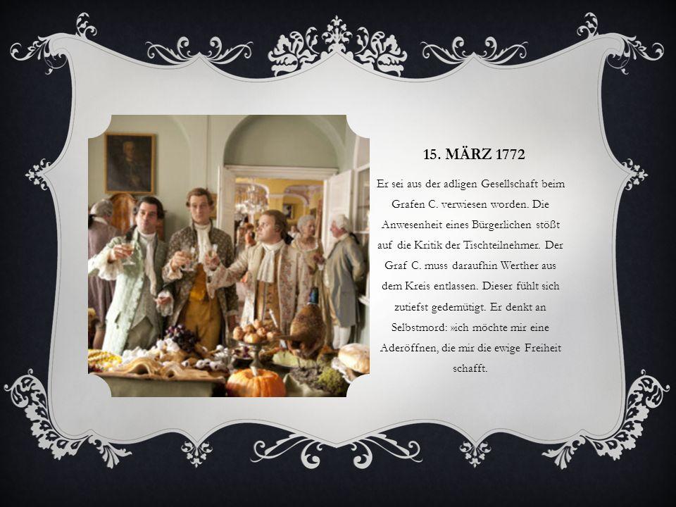 15. März 1772