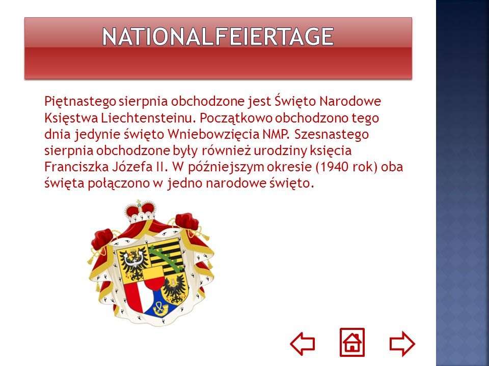 Nationalfeiertage