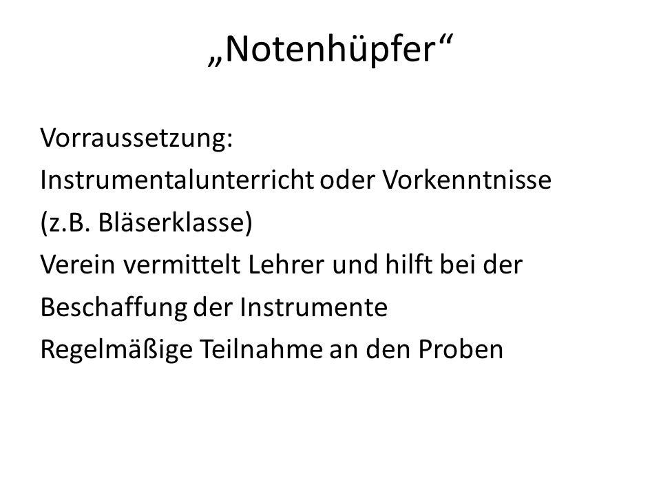 """Notenhüpfer"