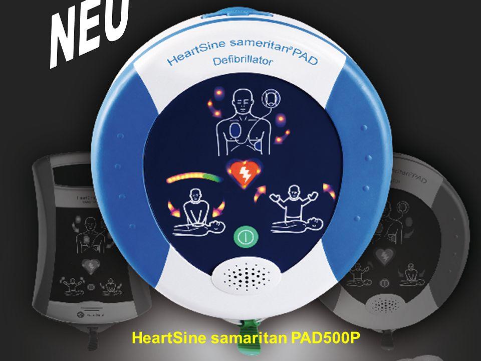 HeartSine samaritan PAD500P