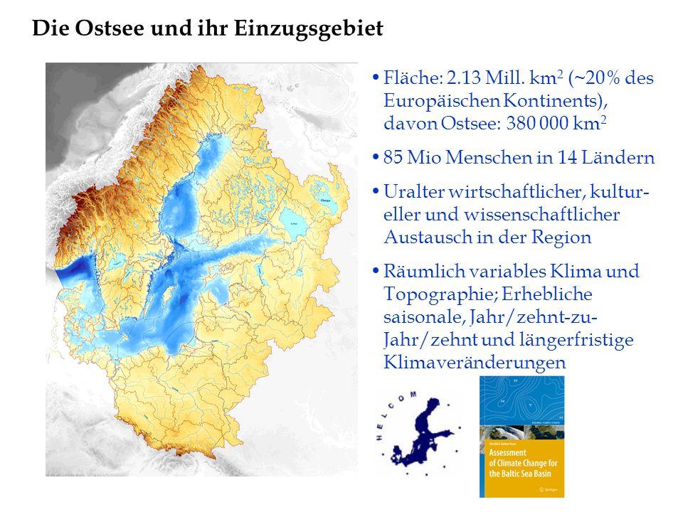 Die Ostsee und ihr Einzugsgebiet