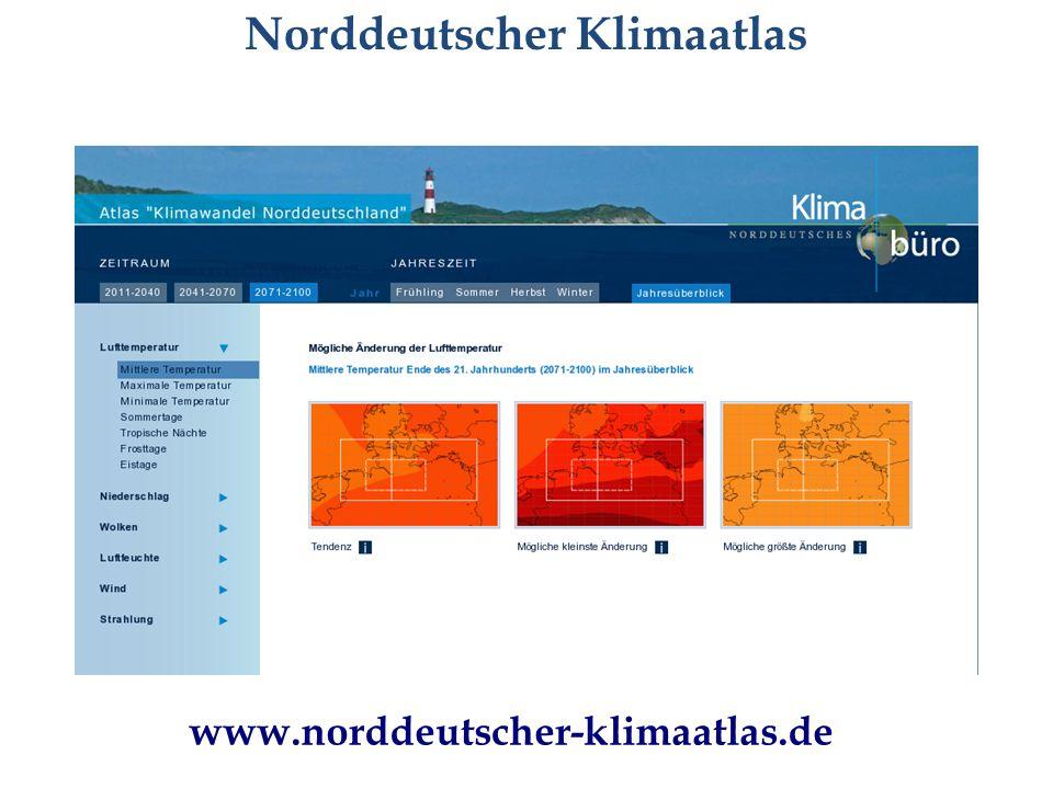 Norddeutscher Klimaatlas