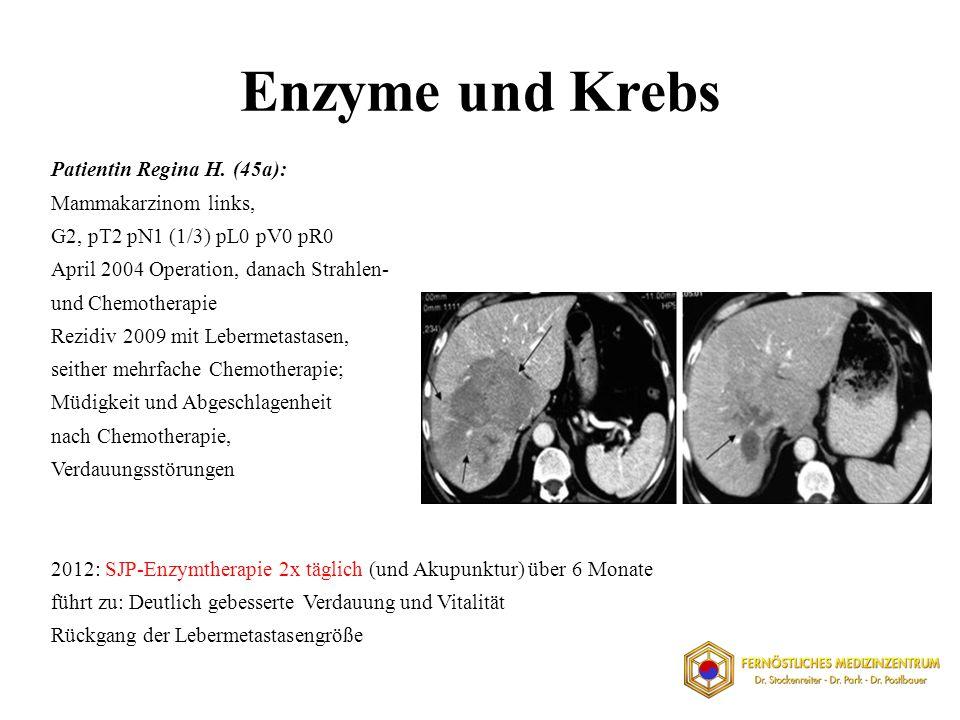 Enzyme und Krebs