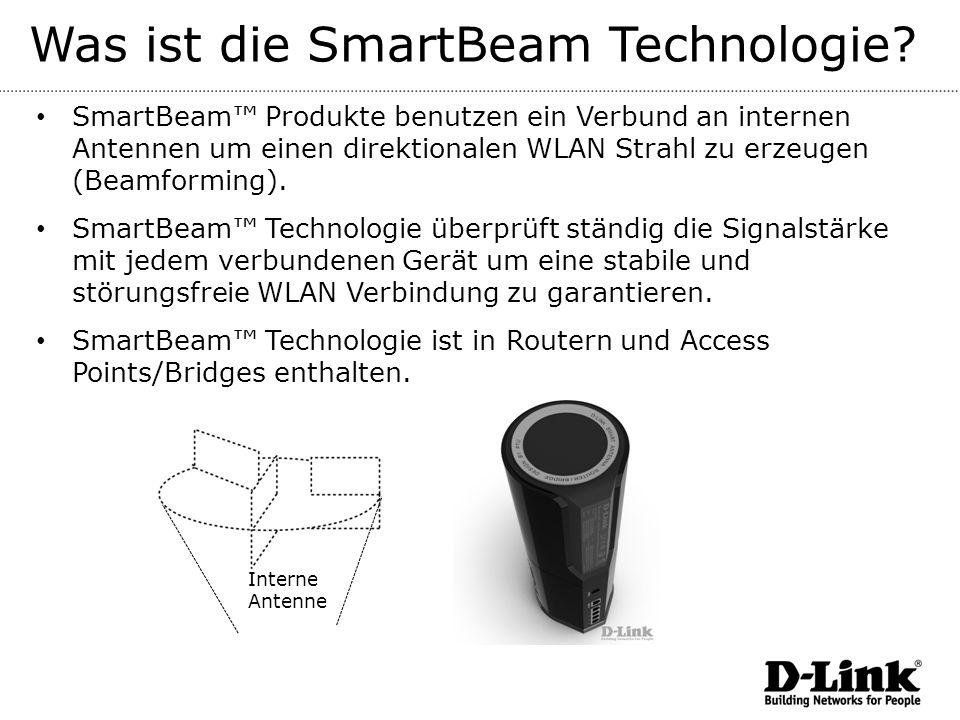 Was ist die SmartBeam Technologie