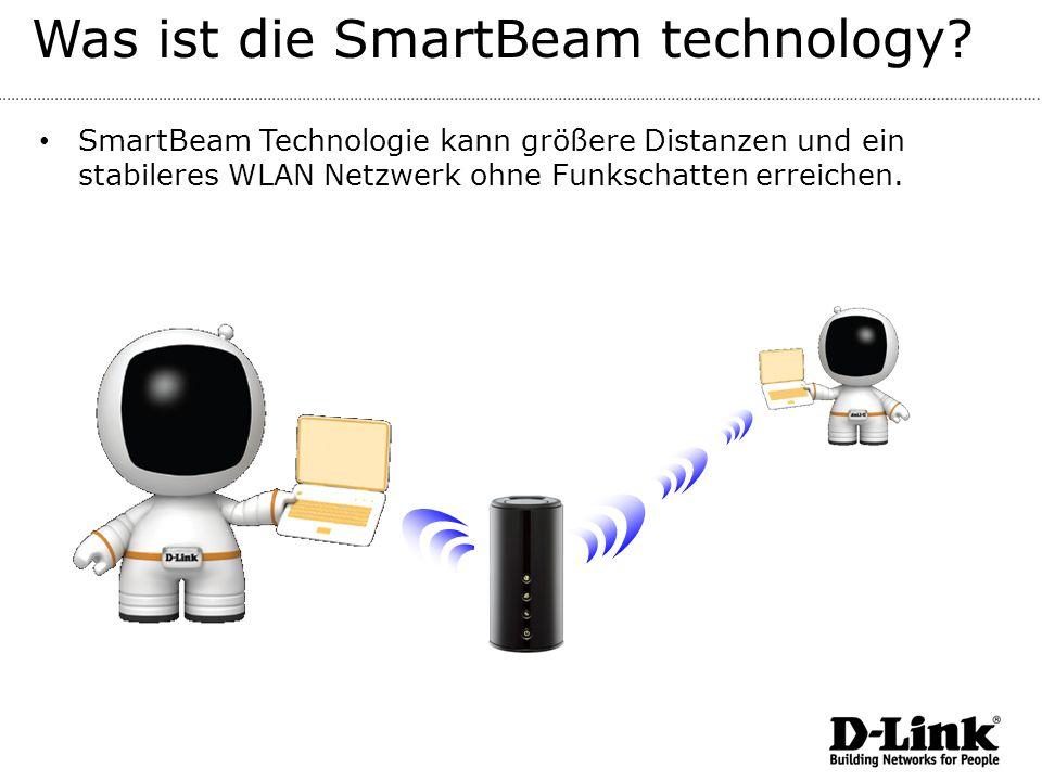 Was ist die SmartBeam technology