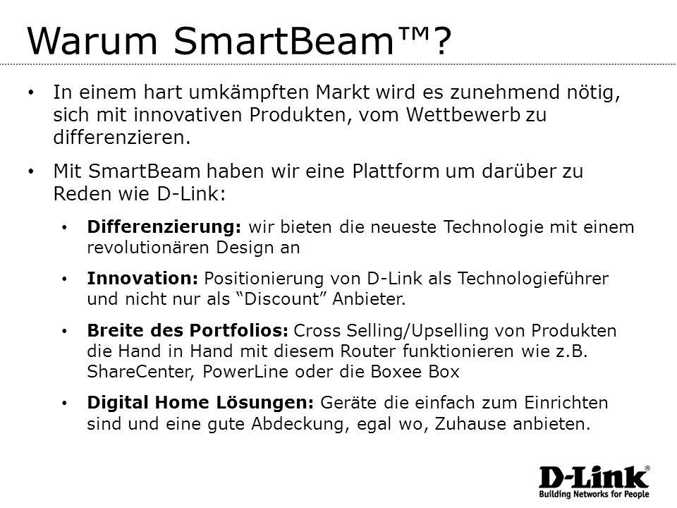 Warum SmartBeam™ In einem hart umkämpften Markt wird es zunehmend nötig, sich mit innovativen Produkten, vom Wettbewerb zu differenzieren.