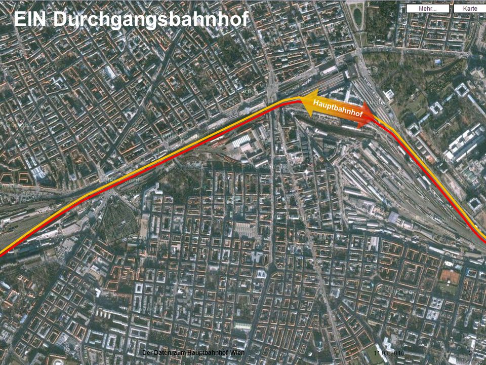 EIN Durchgangsbahnhof