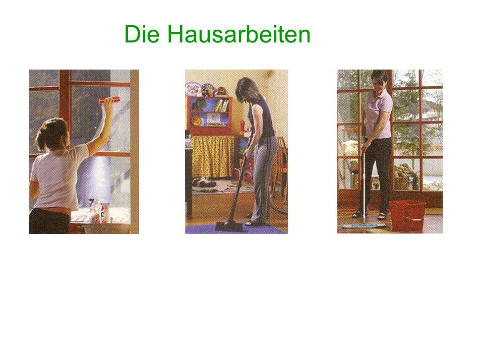 Die Hausarbeiten