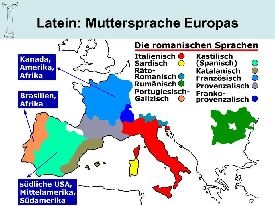 Latein: Muttersprache Europas