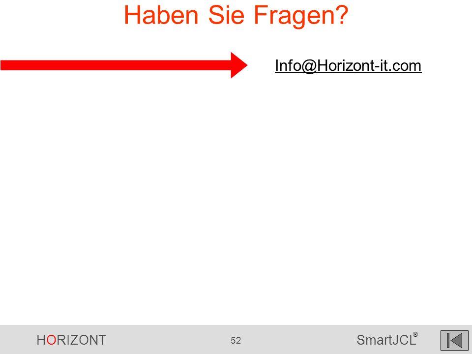 Haben Sie Fragen Info@Horizont-it.com