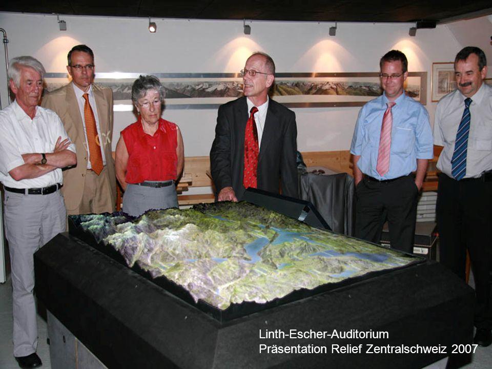 Projekt Glarus2011 Linth-Escher-Auditorium