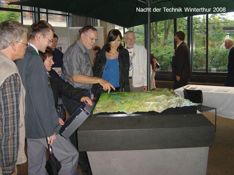 Nacht der Technik Winterthur 2008