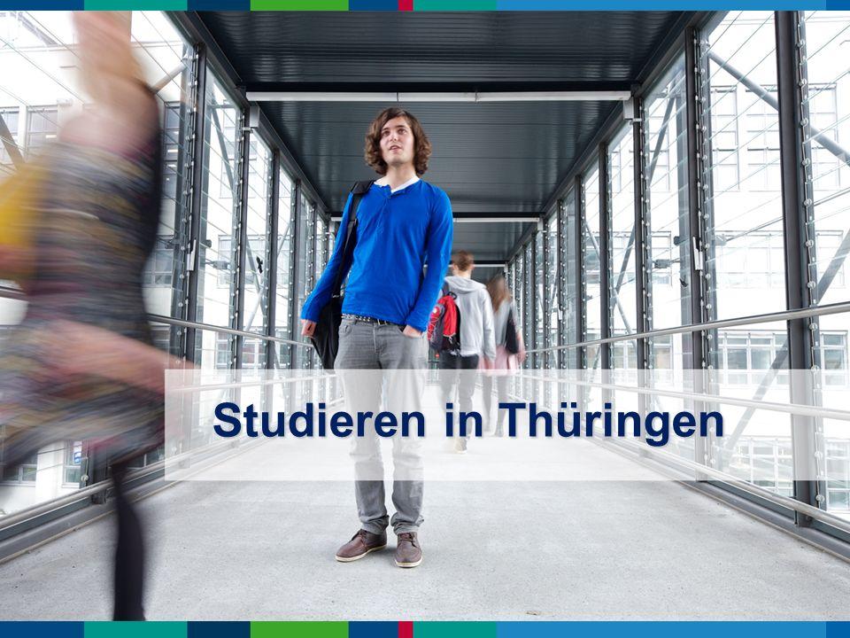 Studieren in Thüringen