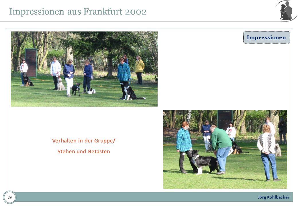 Impressionen aus Frankfurt 2002