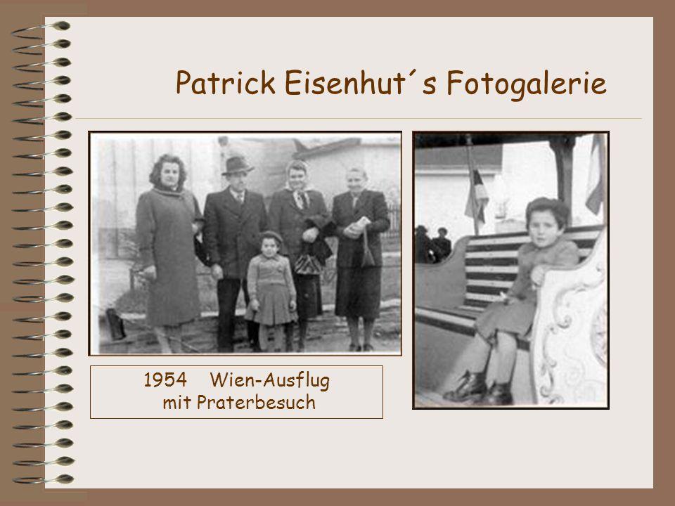 1954 Wien-Ausflug mit Praterbesuch
