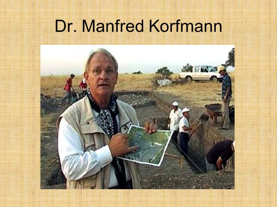 Dr. Manfred Korfmann