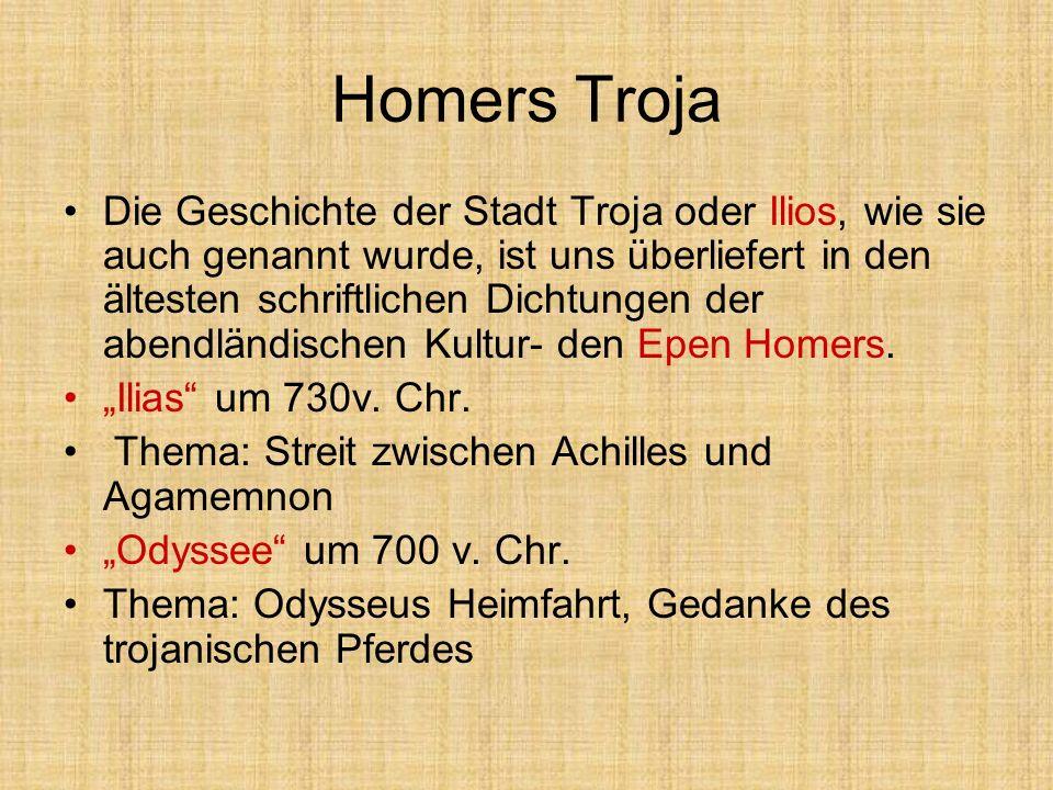 Homers Troja