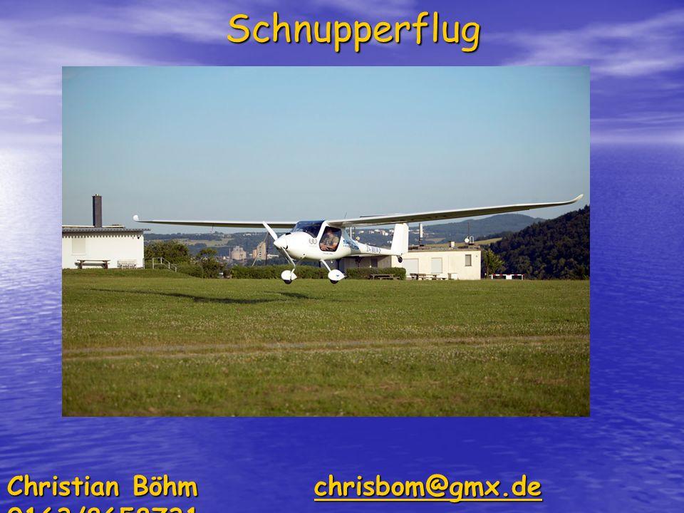 Christian Böhm chrisbom@gmx.de 0163/8658731