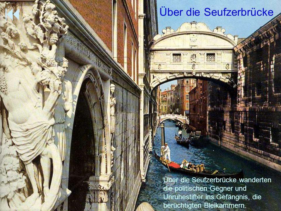Über die Seufzerbrücke