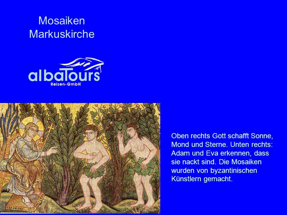 Mosaiken Markuskirche