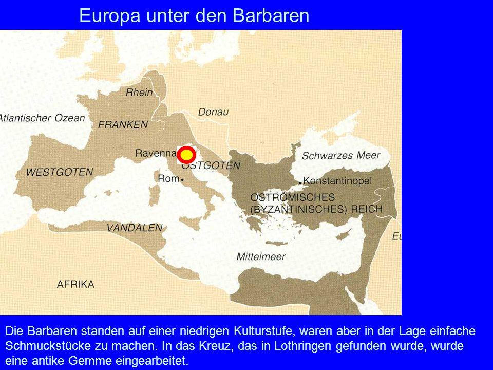 Europa unter den Barbaren