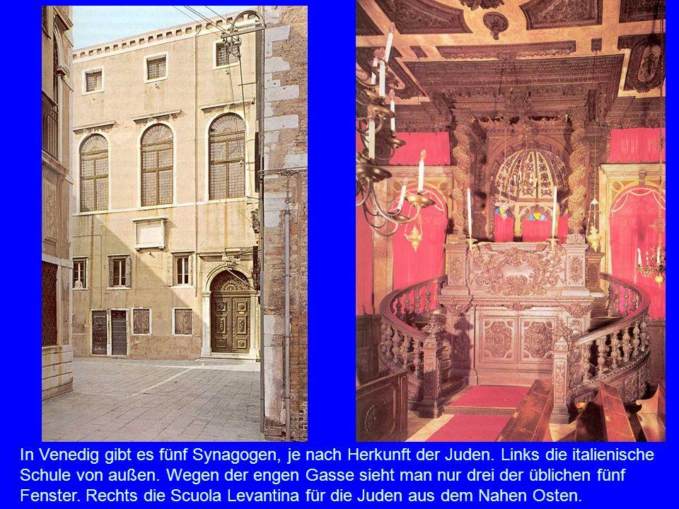 Die Synagogen