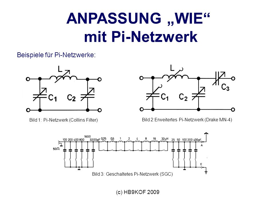 """ANPASSUNG """"WIE mit Pi-Netzwerk"""