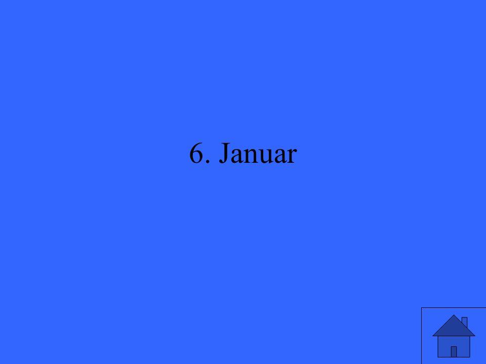 6. Januar
