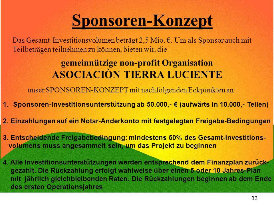 gemeinnützige non-profit Organisation ASOCIACIÒN TIERRA LUCIENTE