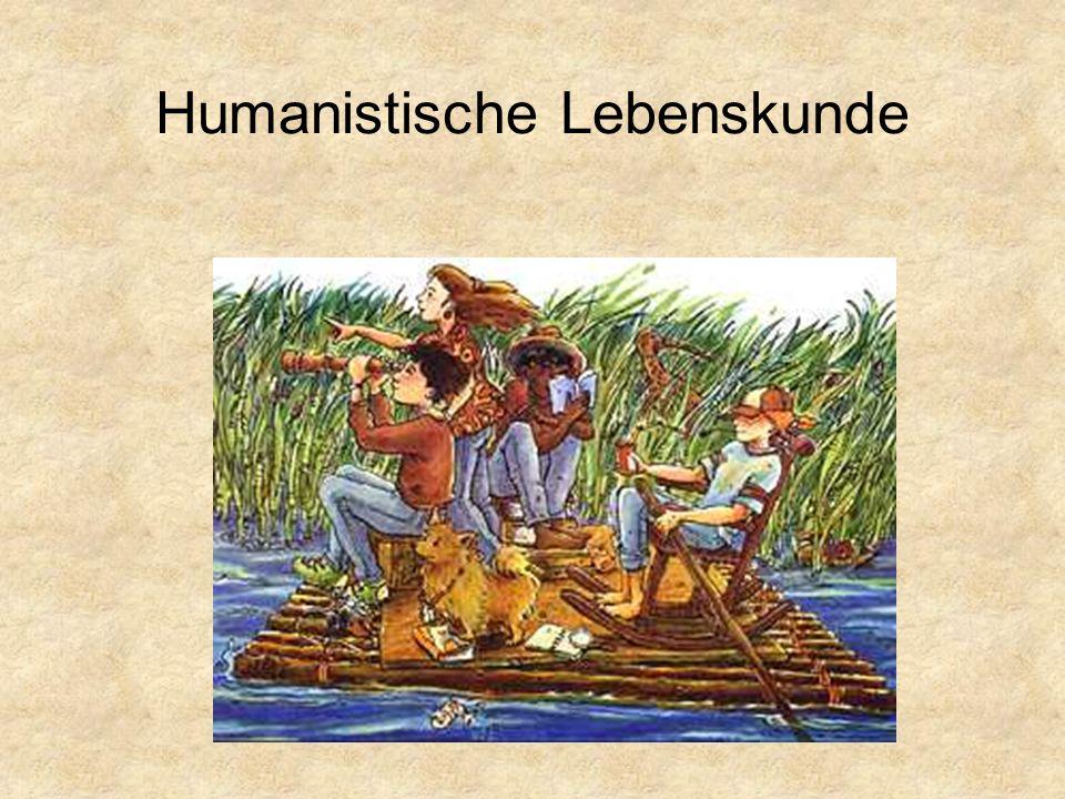 Humanistische Lebenskunde