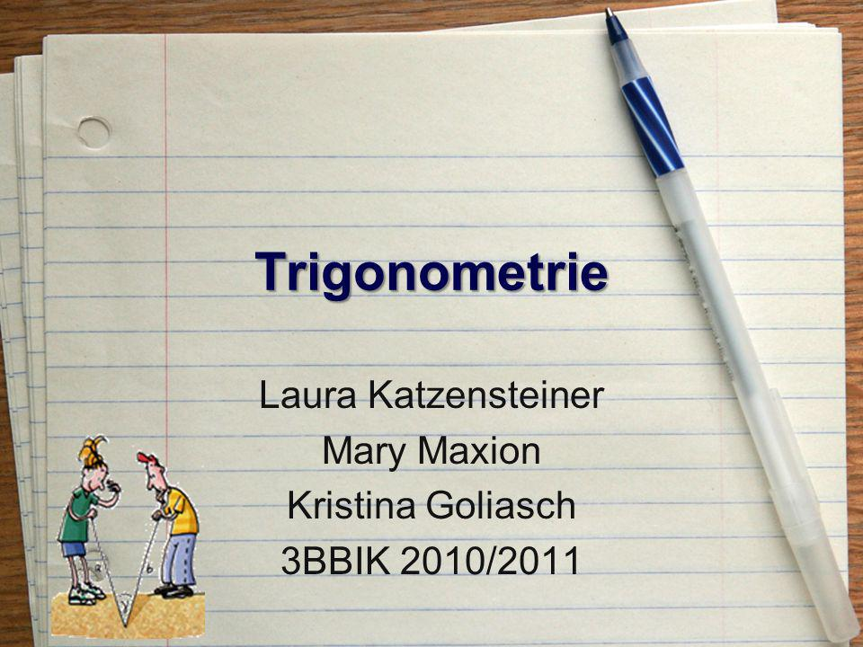 Laura Katzensteiner Mary Maxion Kristina Goliasch 3BBIK 2010/2011