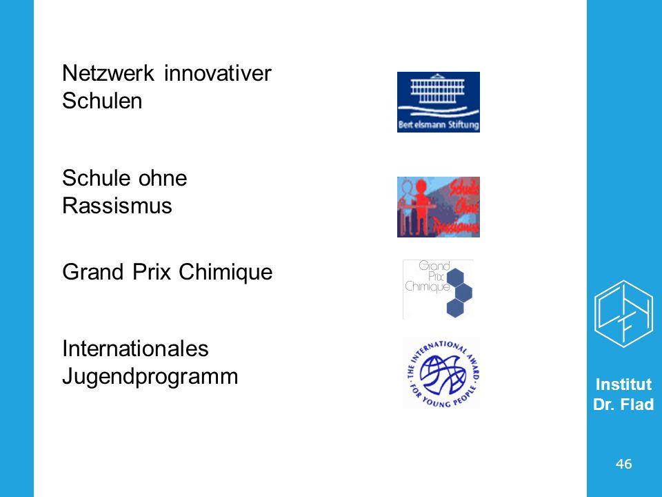 Netzwerk innovativer Schulen