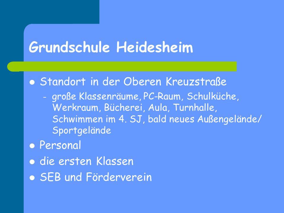 Grundschule Heidesheim