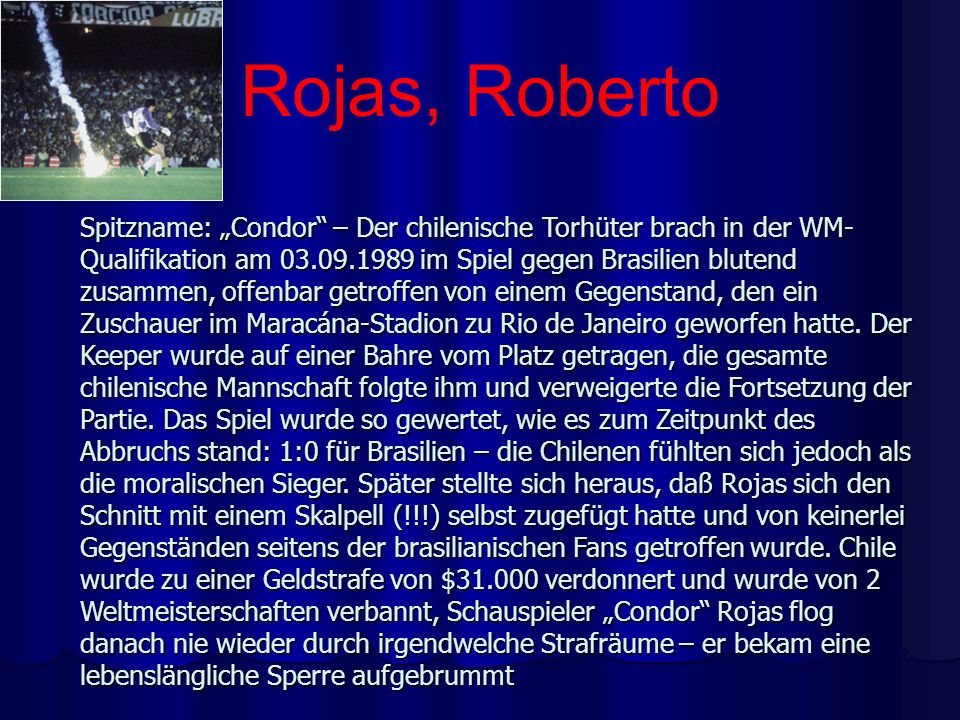 Rojas, Roberto