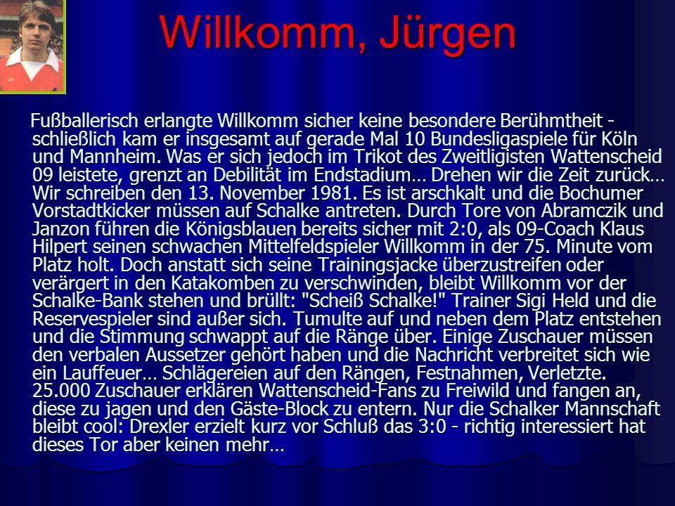 Willkomm, Jürgen