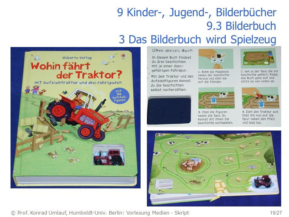 9 Kinder-, Jugend-, Bilderbücher 9