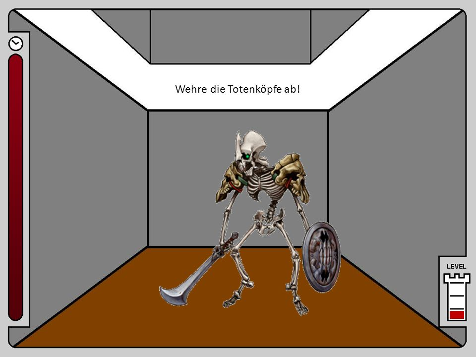 Ende a Wehre die Totenköpfe ab!