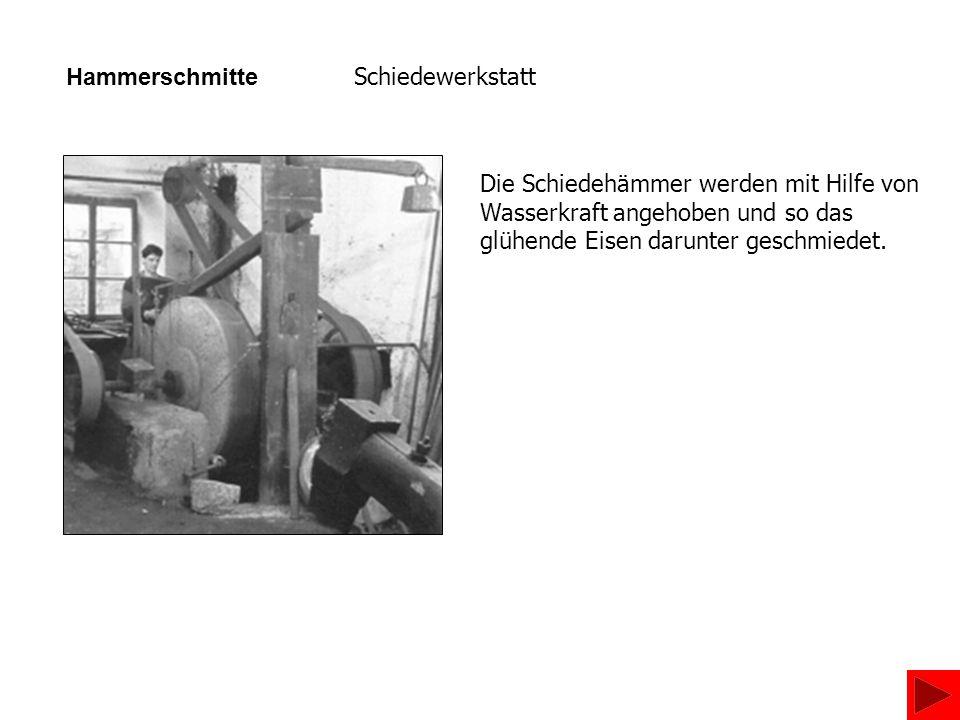 Hammerschmitte Schiedewerkstatt