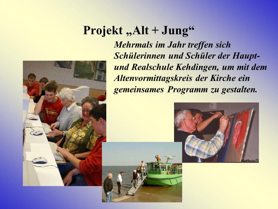 """Projekt """"Alt + Jung"""