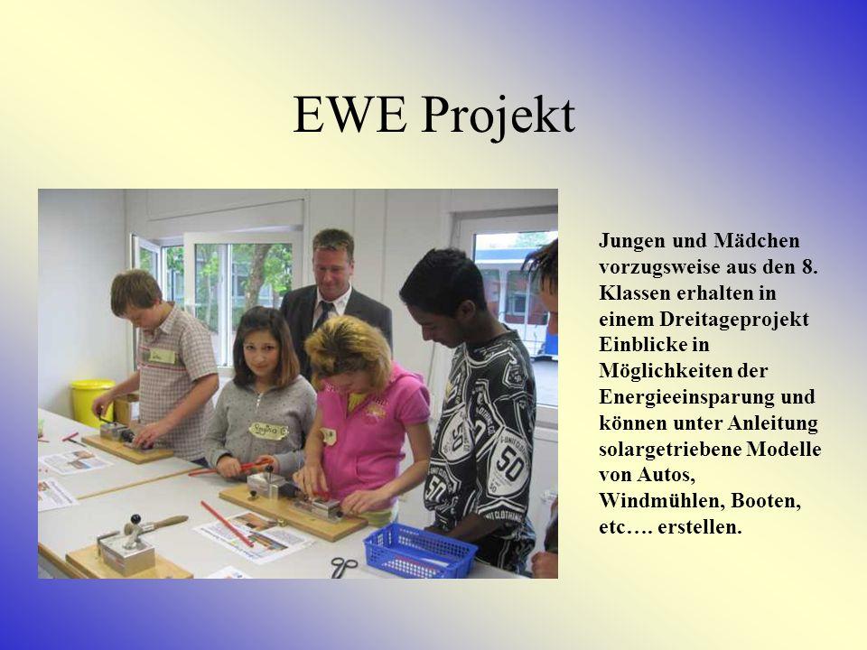 EWE Projekt