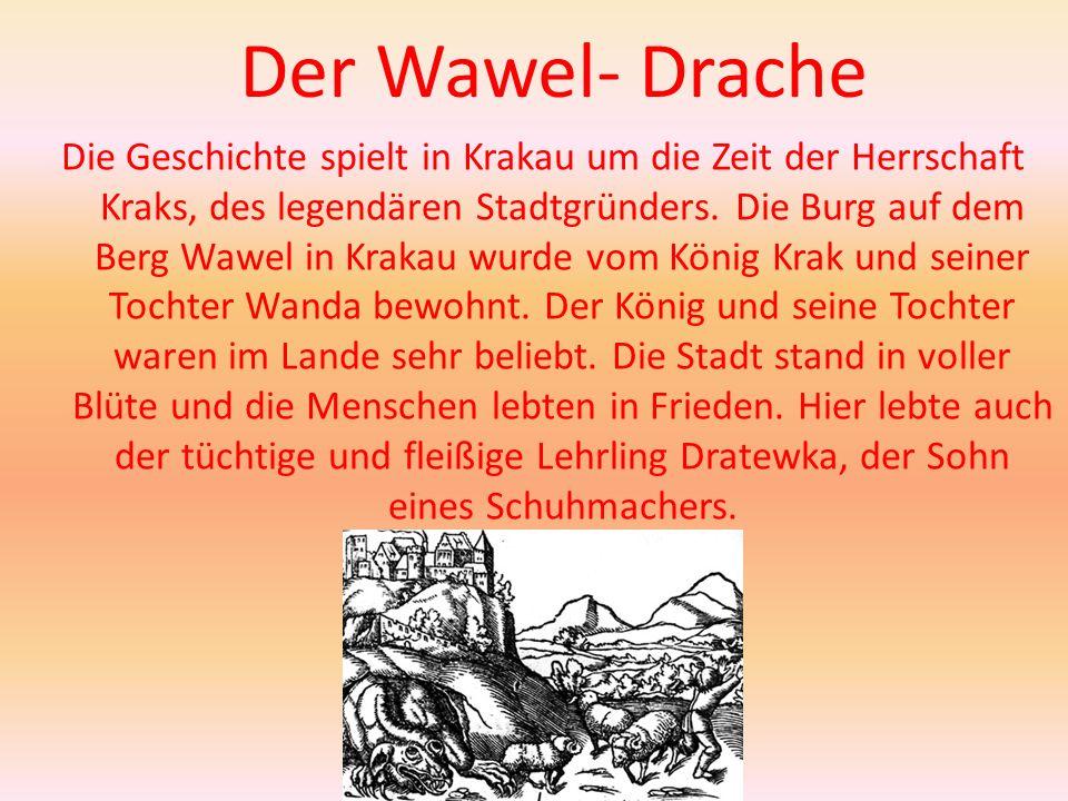 Der Wawel- Drache