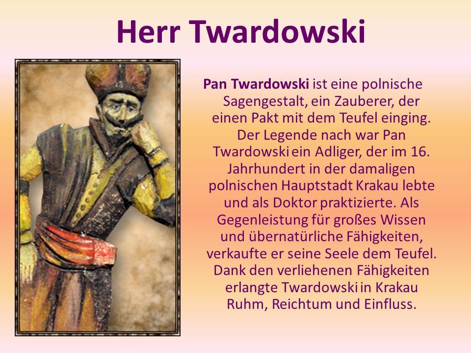 Herr Twardowski