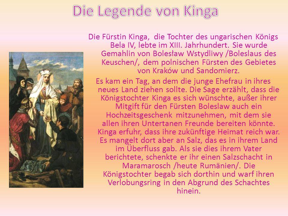 Die Legende von Kinga