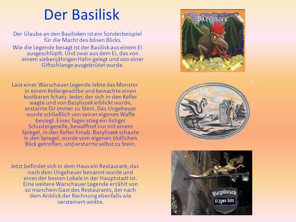Der Basilisk