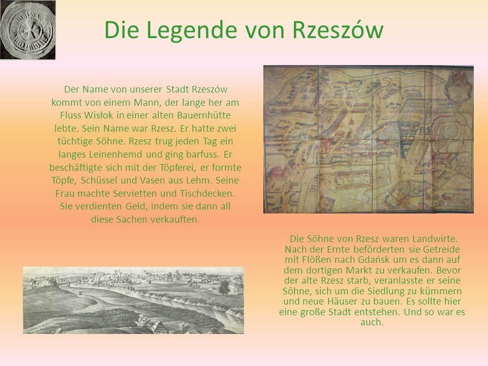 Die Legende von Rzeszów
