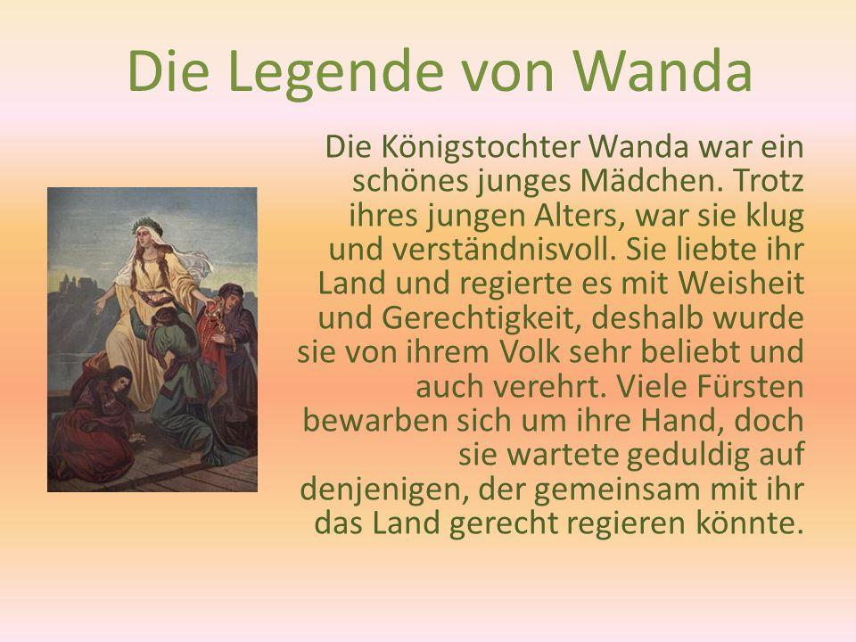 Die Legende von Wanda