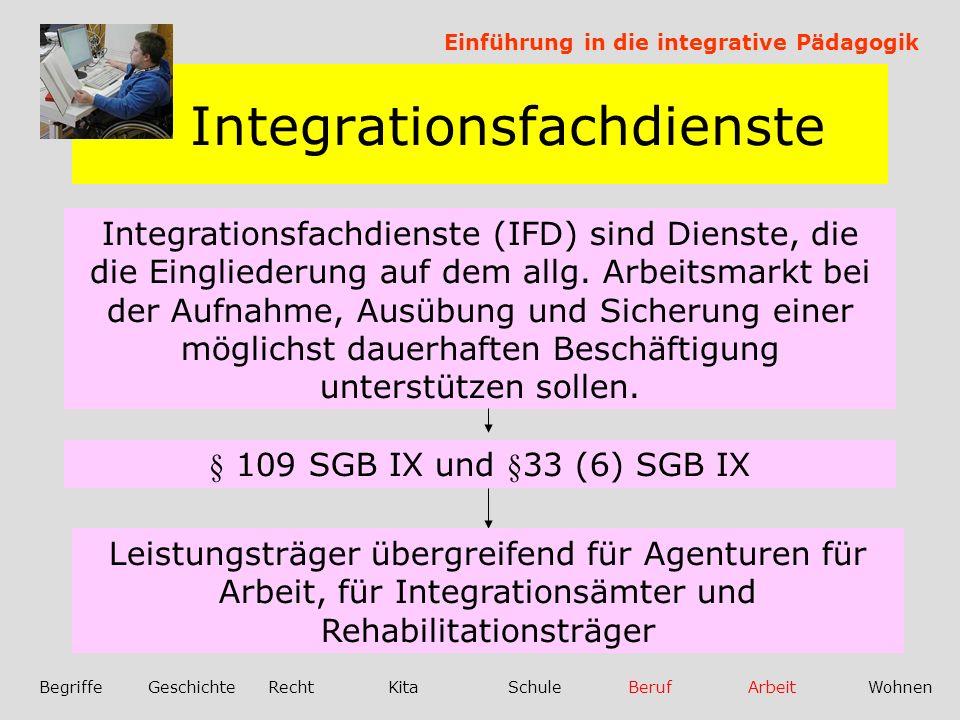 Integrationsfachdienste