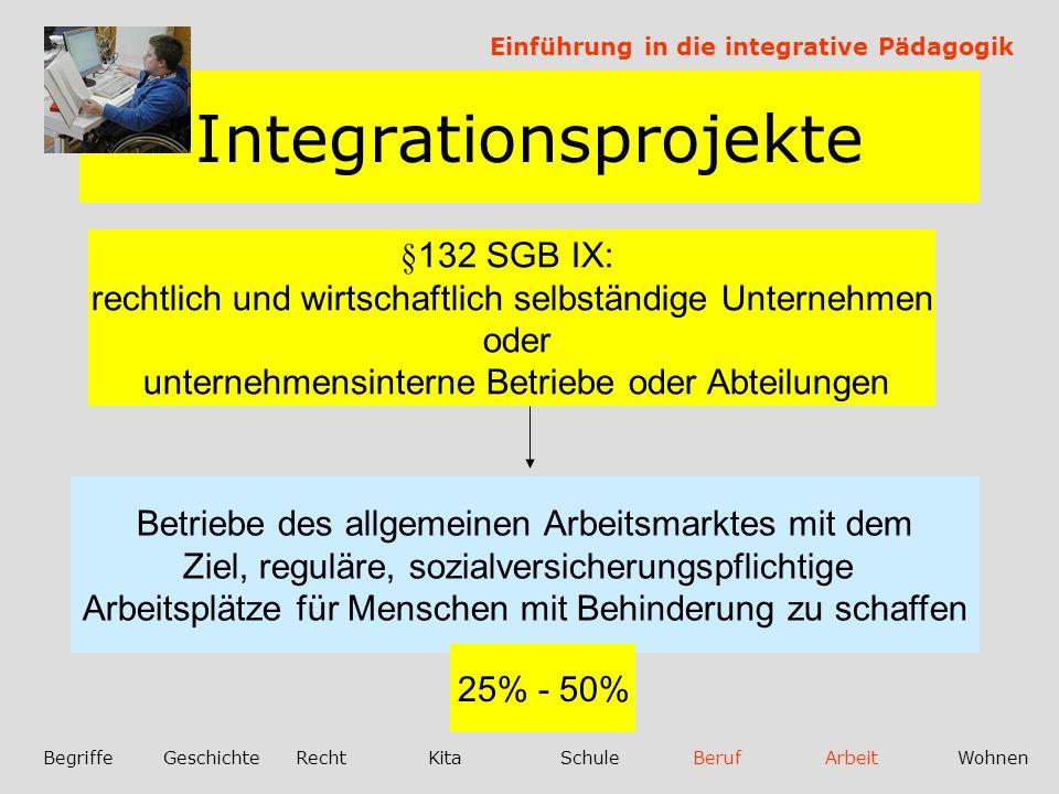 Integrationsprojekte