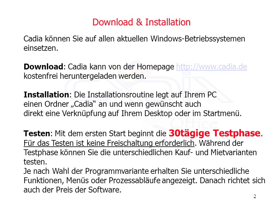 Download & Installation