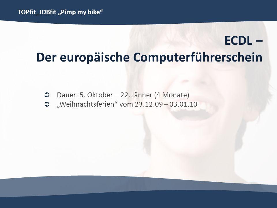 ECDL – Der europäische Computerführerschein